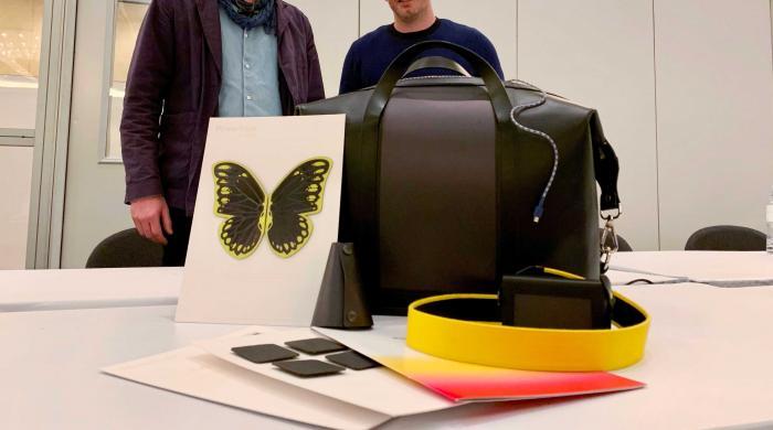 Fashion meets tech at Consumer Electronics Show 2020