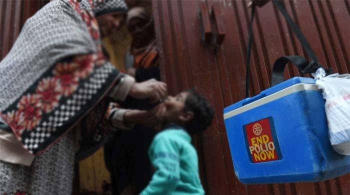 Six new polio victims, including four girls, identified in KP