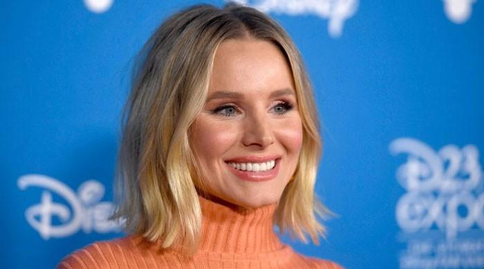 Kristen Bell opens up about being a woman and bravery