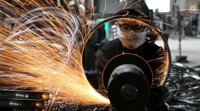 China´s economy pace slackens to slowest in three decades