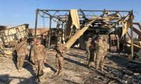 11 US troops injured in Iran attack on Al-Asad base