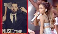 Eminem faces backlash for joking about bombing at Ariana Grande concert
