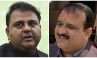 Buzdar says done away with showoffs' spending after Fawad calls CMs 'kings'