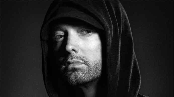 Eminem raps at 'supersonic speed in Godzilla - The News International