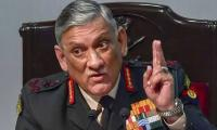 FO rubbishes 'irresponsible remarks' by Indian General Bipin Rawat