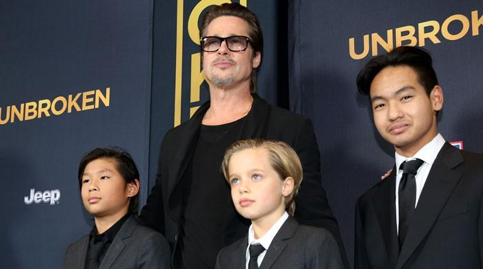 Brad Pitt reveals how he plans to celebrate with kids after award season wraps - The News International