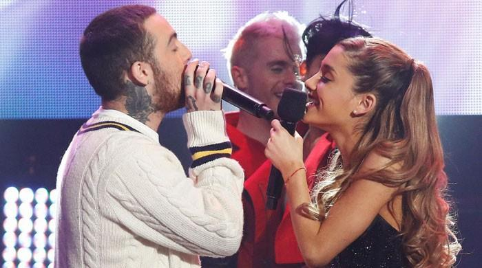 Ariana Grande lends vocals to ex Mac Millers new posthumous album? - The News International
