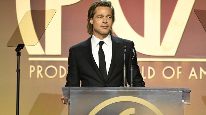 Brad Pitt, 1917 win PGA awards ahead of Oscars - The News International