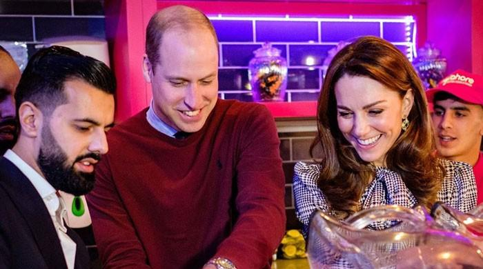 'In love with Pakistan: Kate and William visit MyLahore restaurant in Bradford - The News International