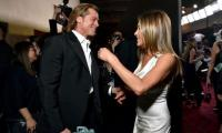 Jennifer Aniston, Brad Pitt embrace each other as they finally reunite at SAG Awards