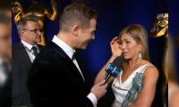 Jennifer Aniston unable to hold back tears, gets emotional after SAG win: WATCH