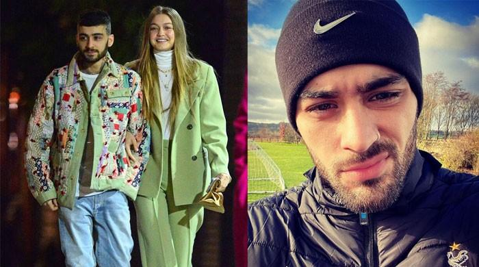 Zayn Malik makes fans go wild as he breaks Instagram hiatus after patch-up with Gigi Hadid - The News International