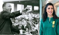 Mehwish Hayat pays tribute to slain civil right leader Martin Luther King Jr