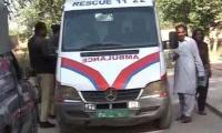 Three dead, 24 injured in accident near river Ravi