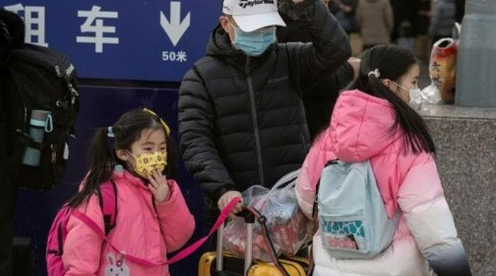 First US citizen suspected of China virus hospitalised