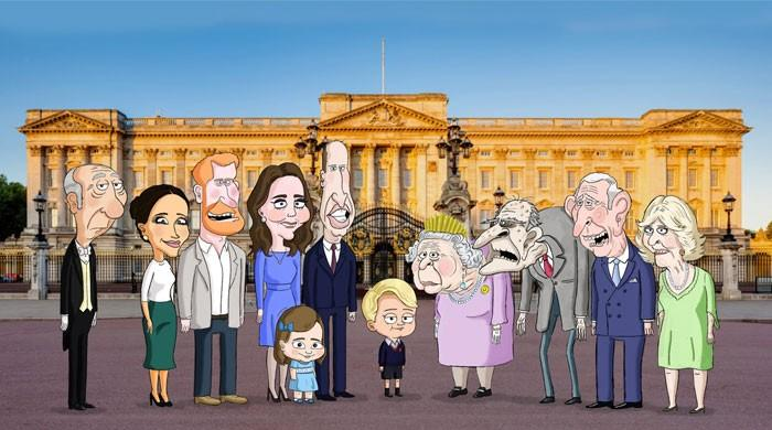 British royal family drama gets animated into comedy on HBO Max - The News International