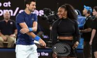 Novak Djokovic, Serena Williams press record bids at Australian Open