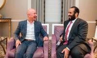 Is Saudi crown prince behind hacking of Amazon boss Bezos' phone?