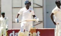 Mathews ton gives Sri Lanka lead in Zimbabwe Test