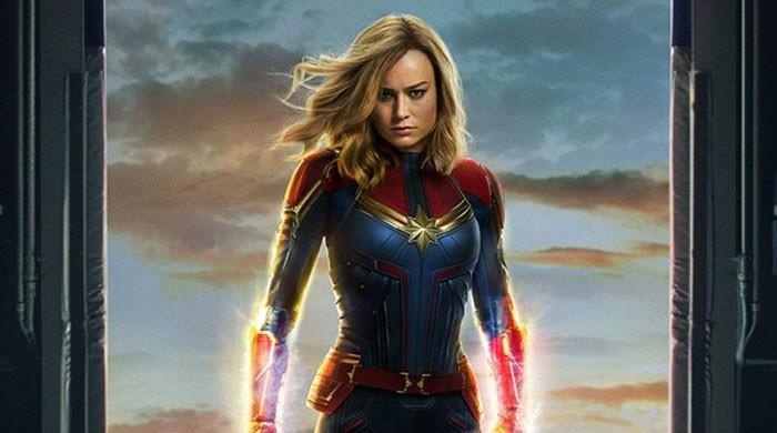 Brie Larsons Captain Marvel sequel is now in development - The News International