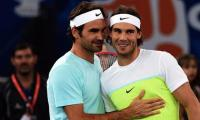 Rafael Nadal aims to keep heat on Federer Slams record