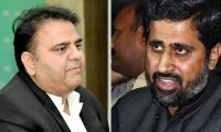 Chohan slams Fawad Chaudhry for criticising Buzdar, says he's violated party discipline