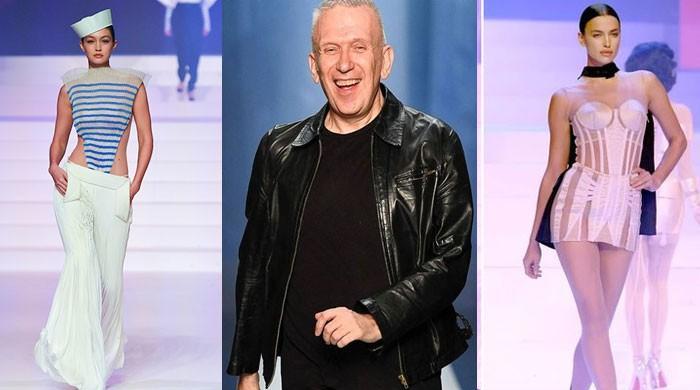 Gigi, Bella Hadid walk for Jean Paul Gaultiers final fashion event - The News International