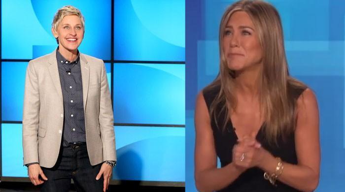 Ellen DeGeneress THIS announcement about Jennifer Aniston sends fans into frenzy - The News International