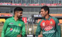 Pak v Ban, 1st T20I: Match preview