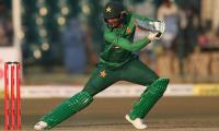 Malik's unbeaten half-century leads Pakistan to 5-wicket win over Bangladesh