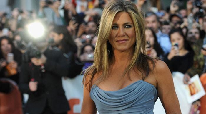 Jennifer Aniston spills details about her first crush - The News International