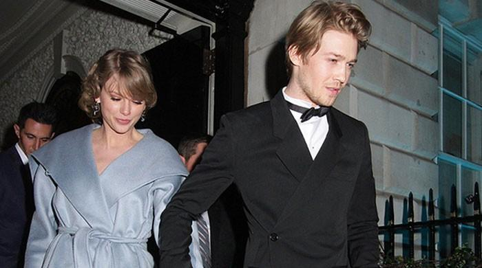 Taylor Swift shares what made her fall for boyfriend Joe Alwyn - The News International