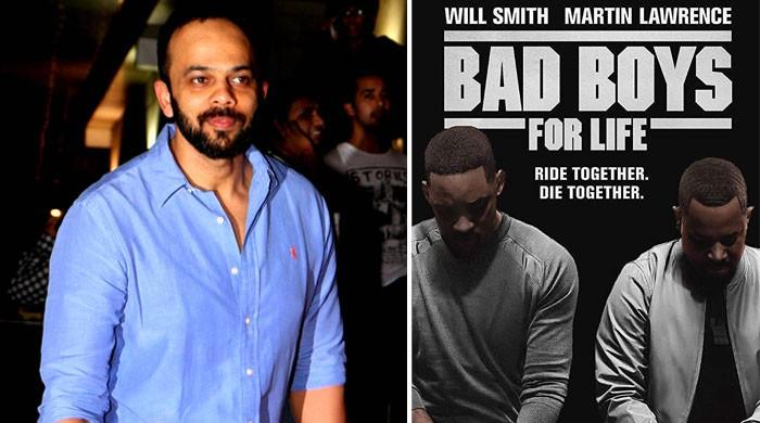 Bollywood meets Hollywood as Will Smith's 'Bad Boys' gets a desi twist by Rohit Shetty