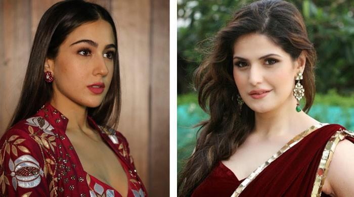 Zareen Khan fan girls over Sara Ali Khan, calls her 'bindaas'
