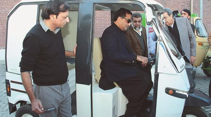Pakistan initiates production of electric rickshaws