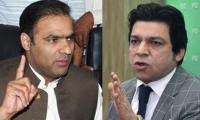 Abid Sher Ali registers complaint against Water Resources Minister Vawda at UK agency