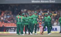 Pakistan vs Bangladesh: Hosts cruise to victory, clinch series 2-0