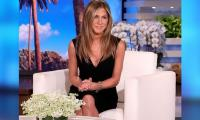 Jennifer Aniston drops massive truthbombs about Ellen DeGeneres while guest-hosting her show