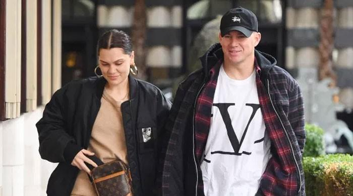 Jessie Js declaration of love for beau Channing Tatum makes hearts flutter - The News International