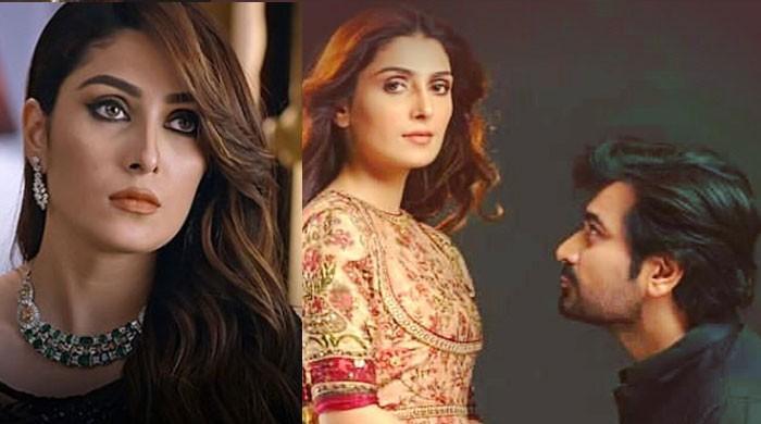 Ayeza Khan's first reaction on 'Mere Paas Tum Ho' ending