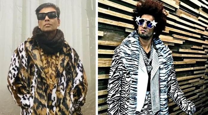 Karan Johar asked to 'spend less time' with Ranveer Singh as his style statement gets trolled