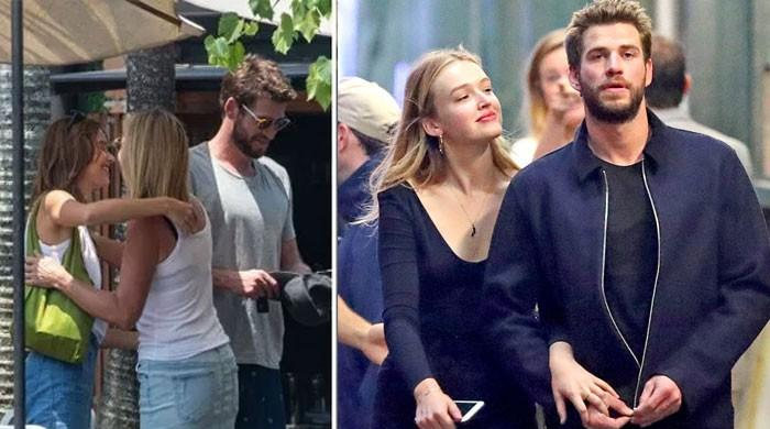 Liam Hemsworth, girlfriend Gabriella Brooks paint the town red with romantic getaway - The News International