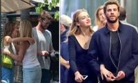 Liam Hemsworth, girlfriend Gabriella Brooks paint the town red with romantic getaway