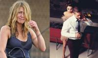 Jennifer Aniston's sore memory when she shocked to see Pitt, Jolie together