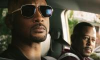 Will Smith's 'Bad Boys' stays atop N. American box office