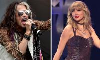 Taylor Swift gets love from Steven Tyler for 'standing up for songwriters'