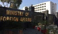 FO slams Afghan President Ghani for tweeting in favour of arrested activist