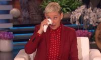 Ellen DeGeneres breaks down during Kobe Bryant tribute: 'Tell people you love them'