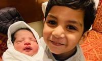 Former captain Sarfaraz Ahmed blessed with baby girl