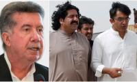 Police arrest Mohsin Dawar, Ali Wazir, Afrasiab Khattak from Islamabad